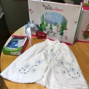 ❄️American Girl Wellie Wishers Winter Wishes Set